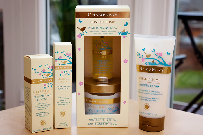 Champney Blissful Bump Range1