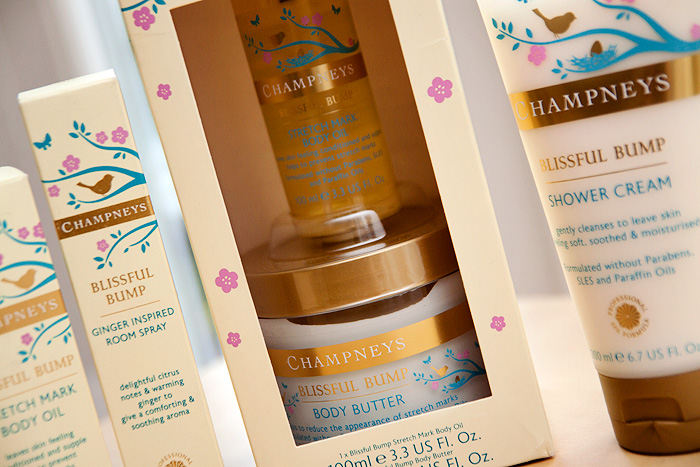Champney Blissful Bump Range2