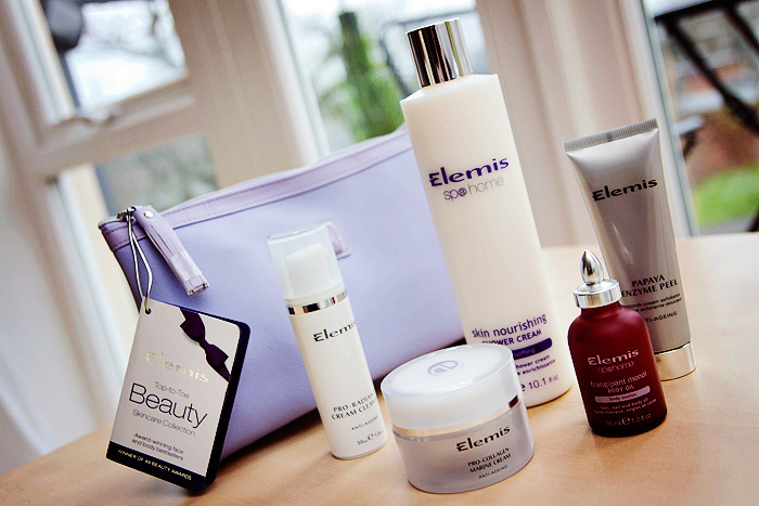 Pamper every inch with Elemis' limited Edition Top-to-Toe Beauty Skincare Collection