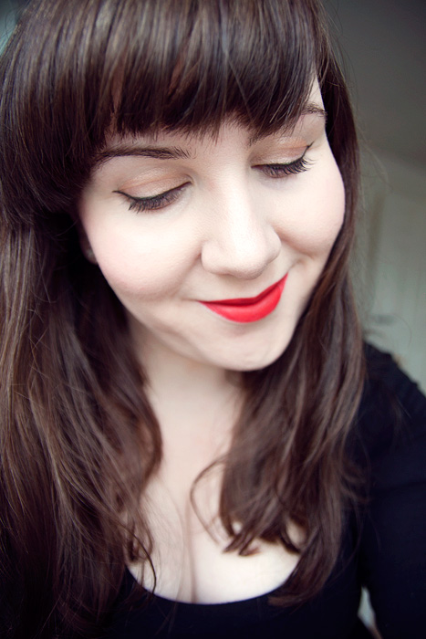Illamasqua You're The One Collection FOTD2