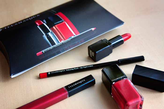 Valentine Special: Illamasqua I'm The One Collection