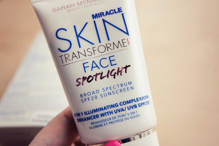 Sarah McNamara Miracle Skin Transformer Face Spotlight 06