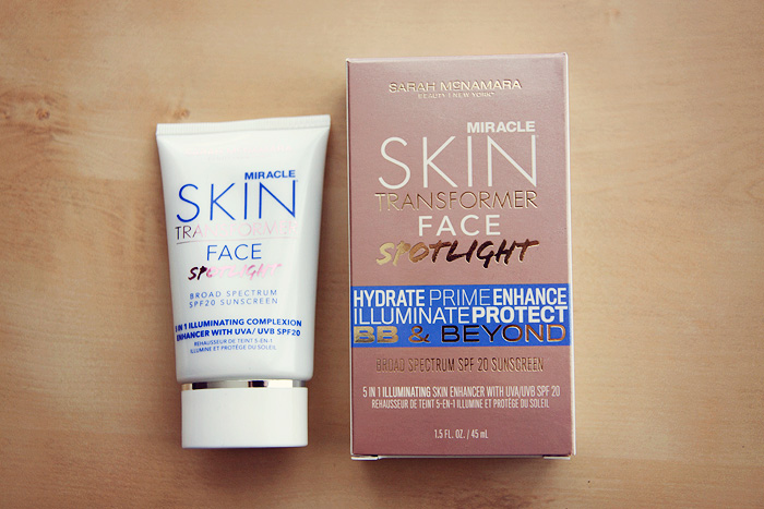 Sarah McNamara Miracle Skin Transformer Face Spotlight