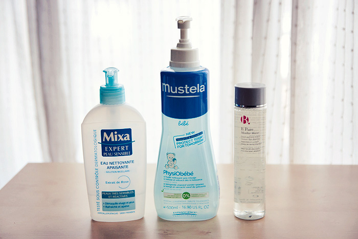 my micellar waters