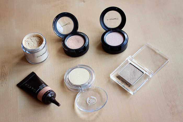 Favourite highlighting lid shades