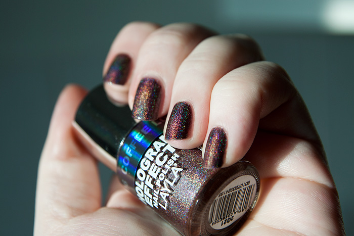 Layla-Coffee-Love-Nail-Polish-Holographic
