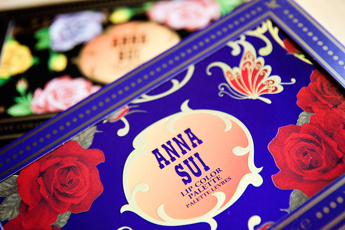Anna Sui Lip and Eye Color Palette (2)