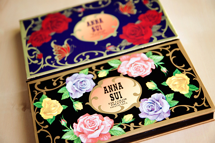 Anna Sui Lip and Eye Color Palette (3)