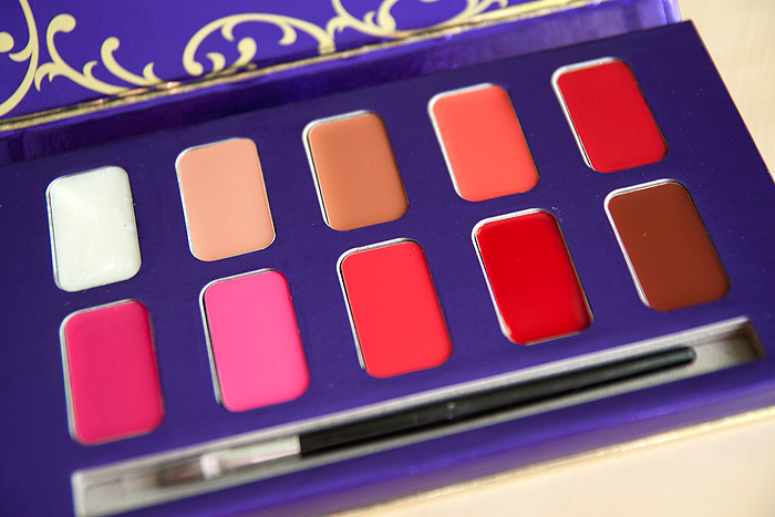 Anna Sui Lip and Eye Color Palette (6)