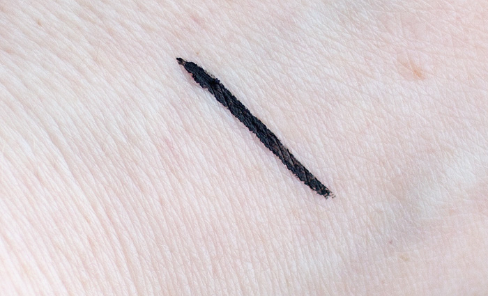 Benefit They're Real Eye Liner Review Swatch