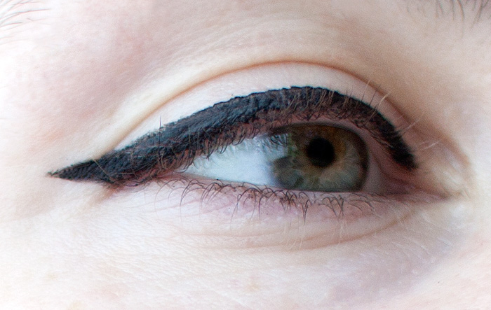 Benefit They're Real Eye Liner Review Worn
