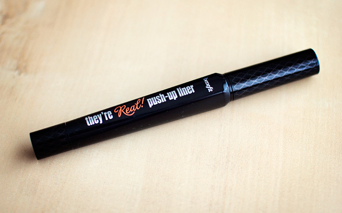 Benefit They're Real Eye Liner Review