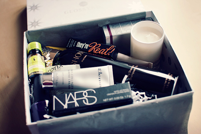 glossybox for harvey nichols1